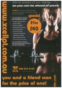 Body Scan - Brochure